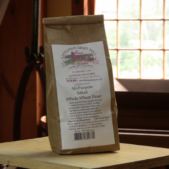 All-purpose-Sifted Whole Wheat  32oz