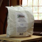 ( New Blend )White Wheat Pastry and Spelt Flour 5lb